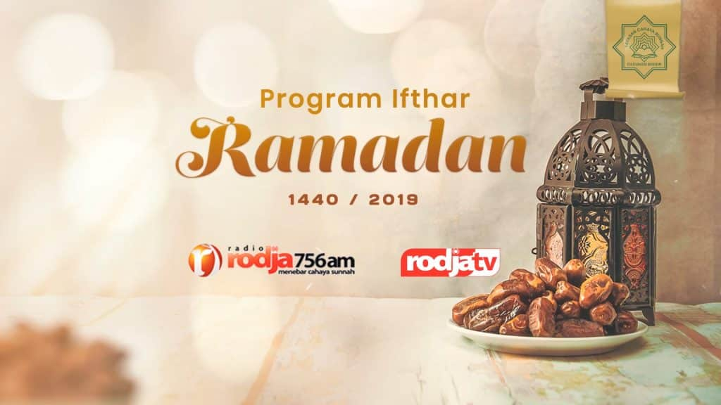 Program Ifthar Ramadan 1440 H 2019 M